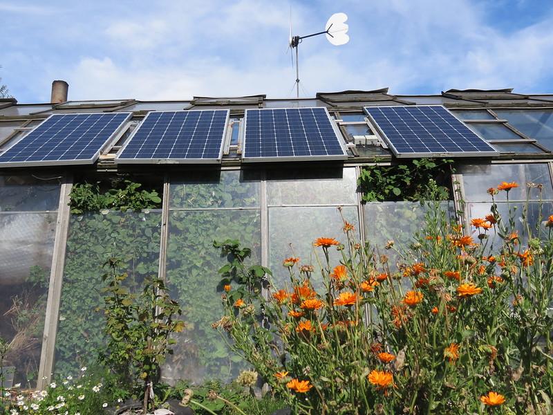 Funciomamento da Energia solar.